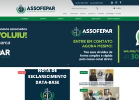 Assofepar.org.br thumbnail