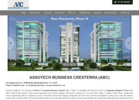 Assotechbusinesscresterra.org.in thumbnail