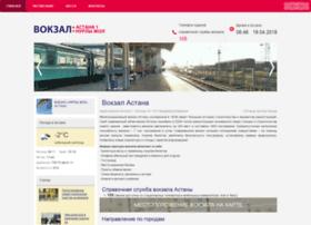 Astanavokzal.kz thumbnail
