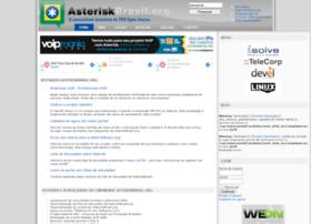 Asteriskbrasil.org thumbnail