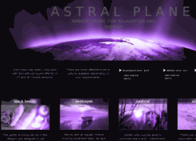 Astral-plane.co.uk thumbnail