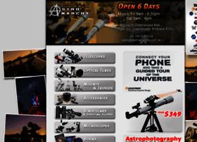 Astroanarchy.com.au thumbnail