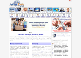 Astrodex.ro thumbnail