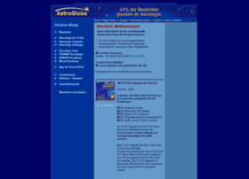 Astroglobe-web.de thumbnail