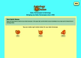 Astrology-online.com thumbnail