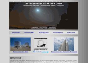 Astronomische-reisen.de thumbnail