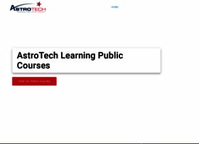 Astrotech.co.za thumbnail