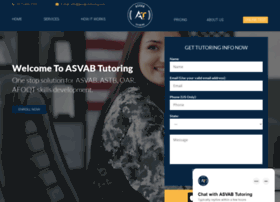 Asvab-tutoring.com thumbnail
