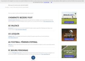 Asvalence.fr thumbnail