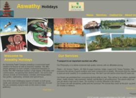 Aswathyholidays.in thumbnail