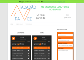 Atacadaodavoz.com.br thumbnail