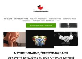 Atelierdubonbouleau.com thumbnail