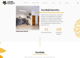 Atelierfouskova.cz thumbnail