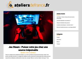 Ateliersdefrance.fr thumbnail