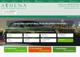 Athena-leasing.co.uk thumbnail