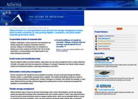 Athenaarchiver.com thumbnail
