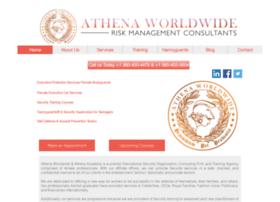 Athenaworldwide.com thumbnail