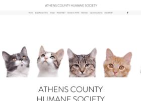 Athenshumane.org thumbnail
