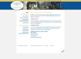 Atkinsassociates.net thumbnail