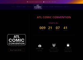 Atlantacomiccon.com thumbnail