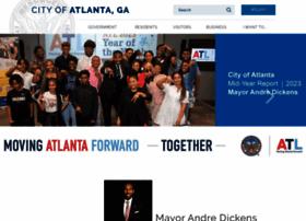 Atlantaga.gov thumbnail