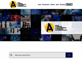 Atlasgeneticsoncology.org thumbnail