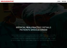 Atlasproducts.net thumbnail