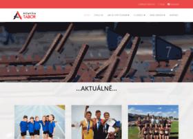 Atletikatabor.cz thumbnail