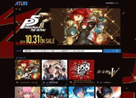Atlusnet.jp thumbnail