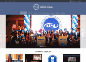 Atmu.edu.az thumbnail