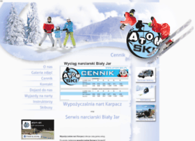 Atom-ski.pl thumbnail