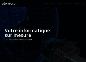 Atomicro.fr thumbnail