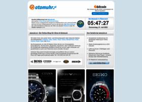 Atomuhr.at thumbnail