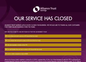 Atonline.alliancetrust.co.uk thumbnail