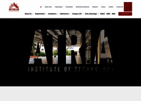 Atria.edu thumbnail