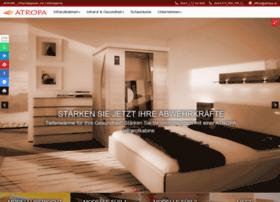 at wi infrarotkabine w rmekabine atropa. Black Bedroom Furniture Sets. Home Design Ideas