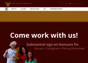 Atticangel.org thumbnail