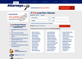 Attorneys.co.za thumbnail