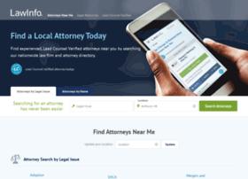 Attorneys.lawinfo.com thumbnail