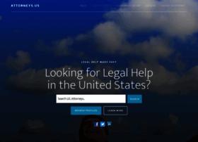 Attorneys.us thumbnail