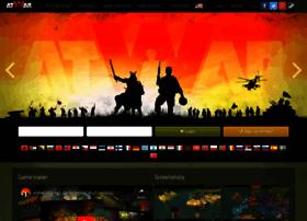 Atwar-game.com thumbnail