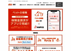 Au-sonpo.co.jp thumbnail