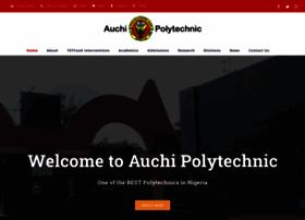 Auchipoly.edu.ng thumbnail