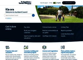 Aucklandcouncil.govt.nz thumbnail