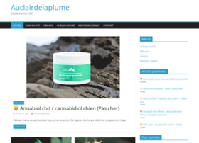 Auclairdelaplume.fr thumbnail