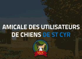 Aucsaintcyr.fr thumbnail