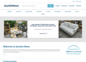 Auctionnews.co.uk thumbnail