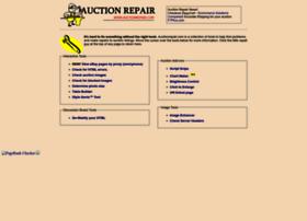 Auctionrepair.com thumbnail