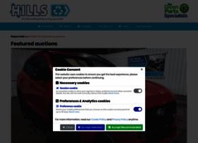 Auctions.hills-motors.co.uk thumbnail