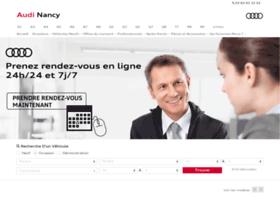 Audi-nancy.fr thumbnail